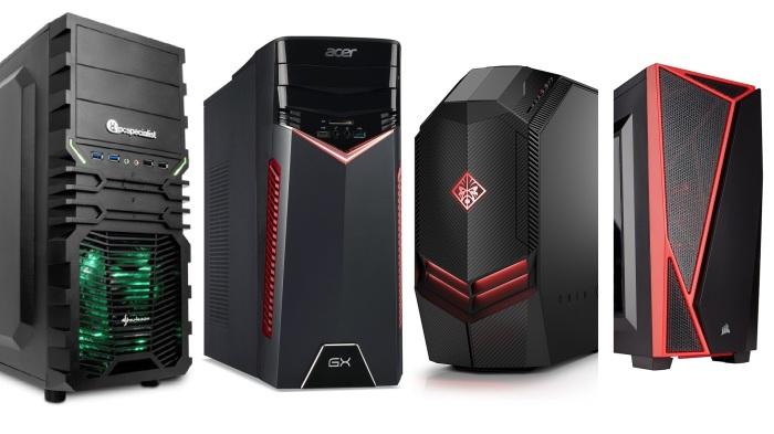 best-gaming-desktop-pcs