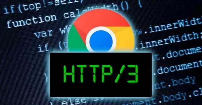 HTTP3-Chrome